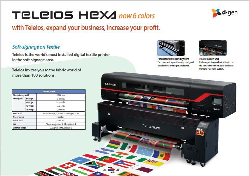 2d534cd18a Teleios Hexa textilnyomtató